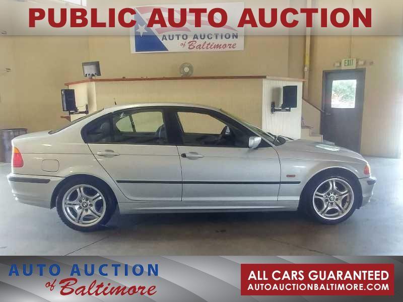 2000 BMW 323i  | JOPPA, MD | Auto Auction of Baltimore  in JOPPA MD