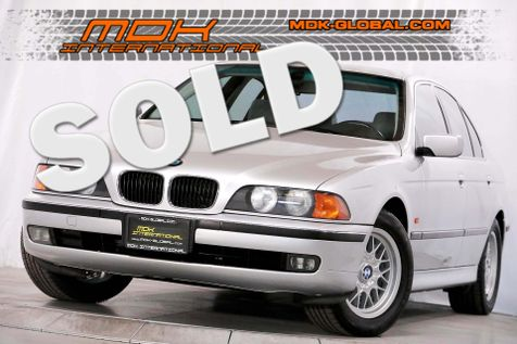 2000 BMW 528i 528iA - Premium pkg - Only 51K miles in Los Angeles