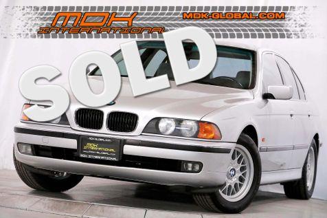 2000 BMW 528i 528iA - Premium pkg - Only 51K miles in Los Angeles
