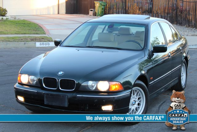 2000 BMW 528I ONLY 84K MLS 1-OWNER XLNT CONDITION SERVICE RECORDS in Woodland Hills CA, 91367