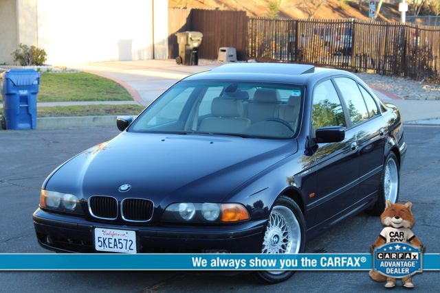2000 BMW 528I SPORTS PKG LOW MLS XTRA CLEAN SERVICE RECORDS
