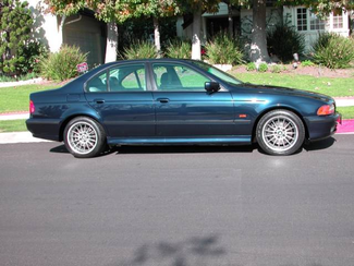 2000 BMW 540i Six Speed Super Clean Only 37000 Miles  city California  Auto Fitnesse  in , California