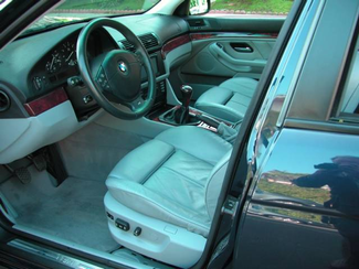 2000 BMW 540i Six Speed Super Clean Only 37000 Miles  city California  Auto Fitness Class Benz  in , California