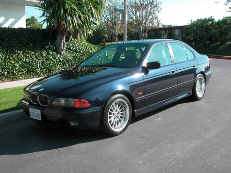 2000 BMW 540i Six Speed Super Clean, Only 37,000 Miles! in , California