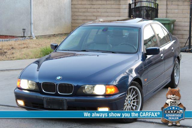 2000 BMW 540i SPORTS PKG MANUAL NAVIGATION XENON
