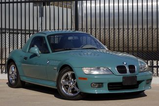 2000 BMW Z3 2.5L HardTop* Removable* Auto* Rare Color* EZ Finance** | Plano, TX | Carrick's Autos in Plano TX