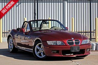 2000 BMW Z3 2.5L Auto*Only 86k original mi* | Plano, TX | Carrick's Autos in Plano TX