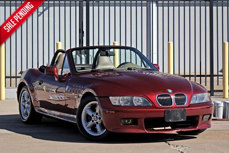 2000 BMW Z3 2.5L Auto*Only 86k original mi*   Plano, TX   Carrick's Autos in Plano TX