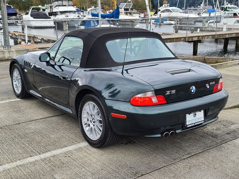 2000 BMW Z3 28i Roadster 69000 Miles Local 1 Owner History Premium M Sport  city Washington  Complete Automotive  in Seattle, Washington