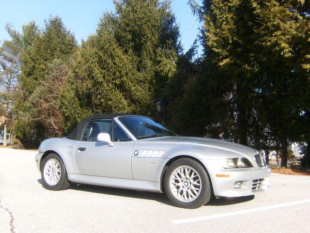2000 BMW Z3 2.8L Convertible
