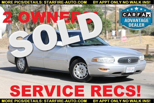 2000 Buick LeSabre Limited Santa Clarita, CA