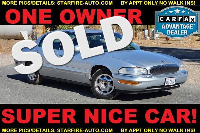 2000 Buick Park Avenue Santa Clarita, CA