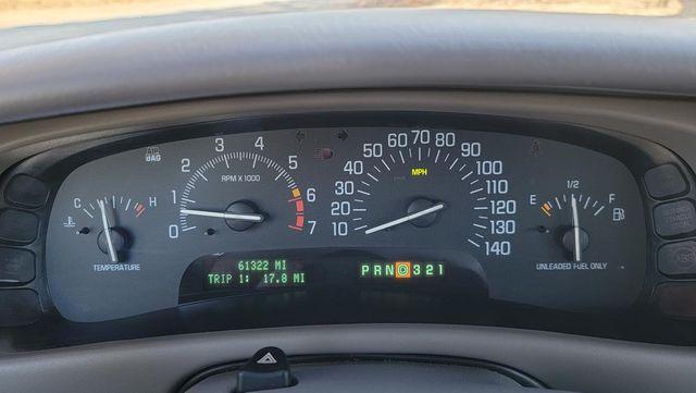 2000 Buick Park Avenue Santa Clarita, CA 14
