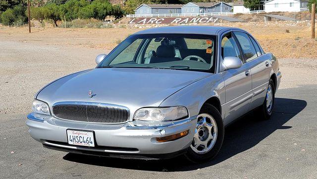 2000 Buick Park Avenue Santa Clarita, CA 4