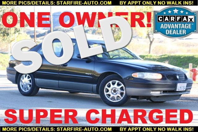 2000 Buick Regal GS Santa Clarita, CA