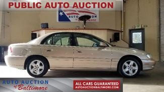 2000 Cadillac Catera    JOPPA, MD   Auto Auction of Baltimore  in Joppa MD