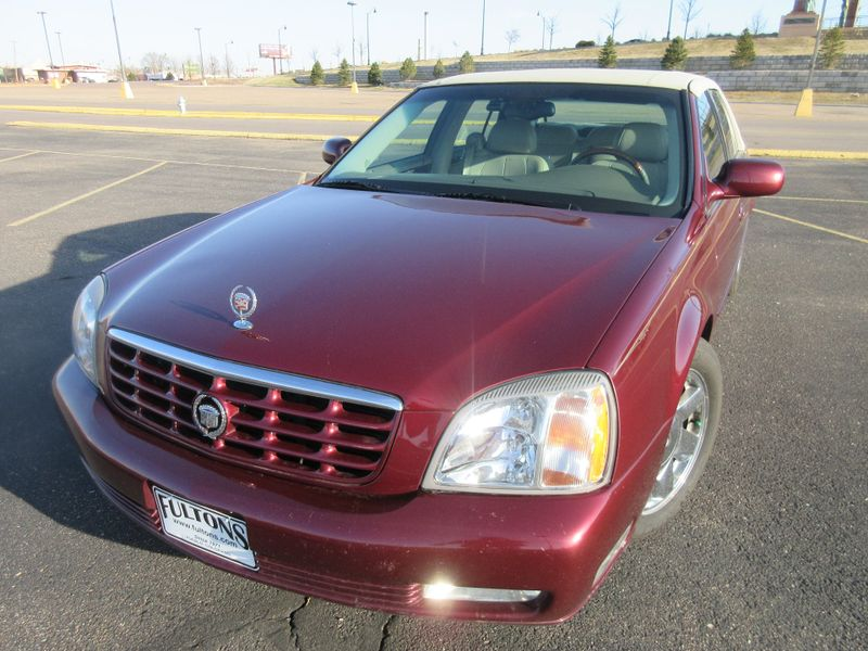 2000 Cadillac DeVille DTS   Fultons Used Cars Inc  in , Colorado