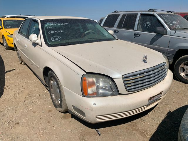 2000 Cadillac DeVille in Orland, CA 95963