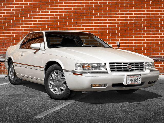 2000 Cadillac Eldorado ESC Burbank, CA 1