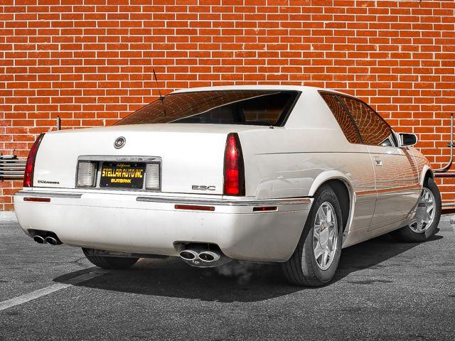 2000 Cadillac Eldorado ESC Burbank, CA 4