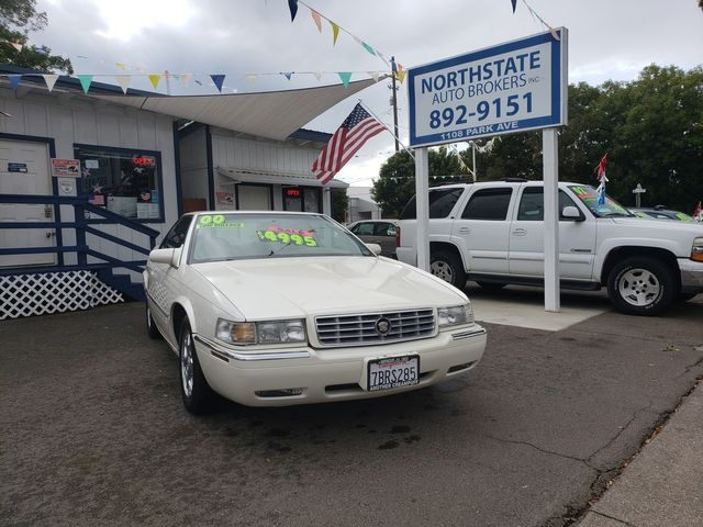 2000 Cadillac Eldorado ESC     LOT B Chico, CA