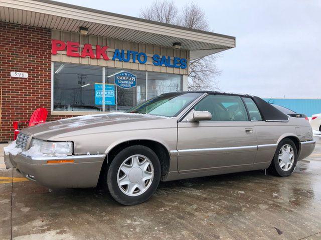 2000 Cadillac Eldorado ESC 4.6L V8 in Medina, OHIO 44256