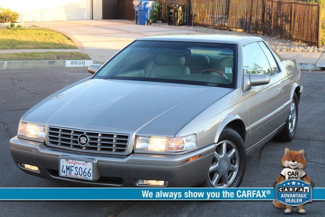 2000 Cadillac ELDORADO TOURING COUPE 82K MLS SERVICE RECORDS