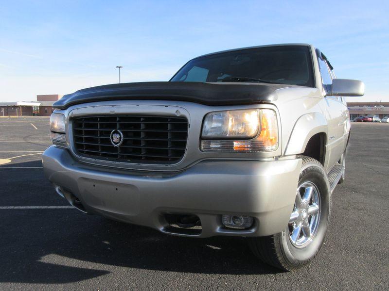 2000 Cadillac Escalade 4WD  Fultons Used Cars Inc  in , Colorado