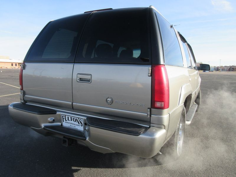 2000 Cadillac Escalade 4WD  Fultons Used Cars Inc  in , Colorado