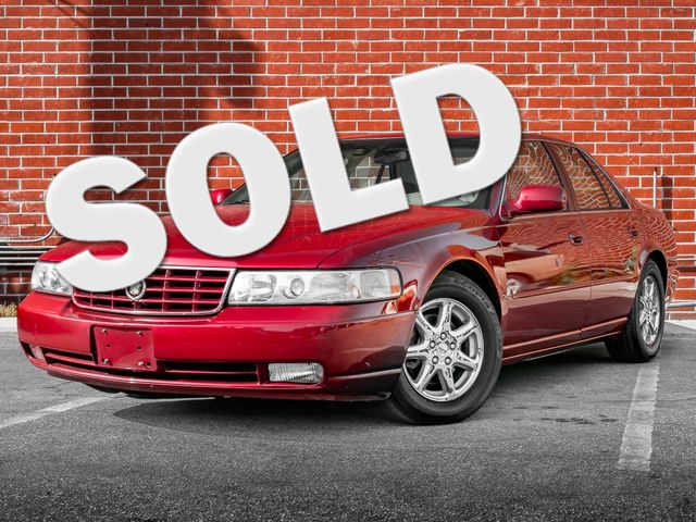 2000 Cadillac Seville Touring STS Burbank, CA 0