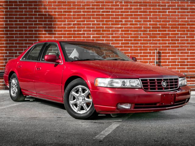 2000 Cadillac Seville Touring STS Burbank, CA 1