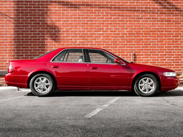 2000 Cadillac Seville Touring STS Burbank, CA 4