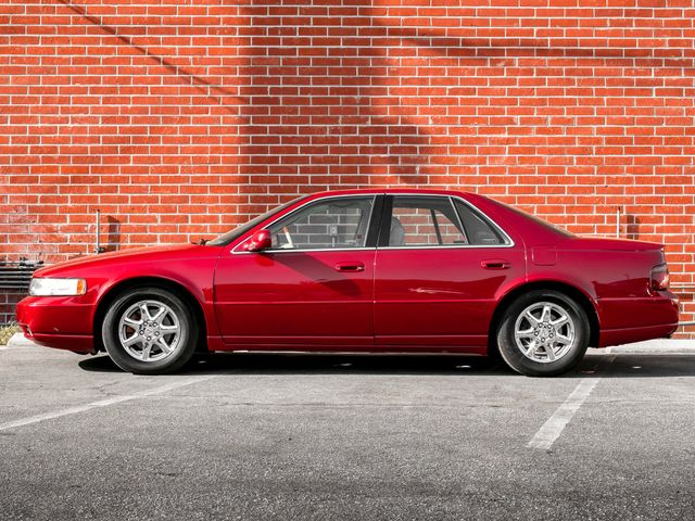 2000 Cadillac Seville Touring STS Burbank, CA 5