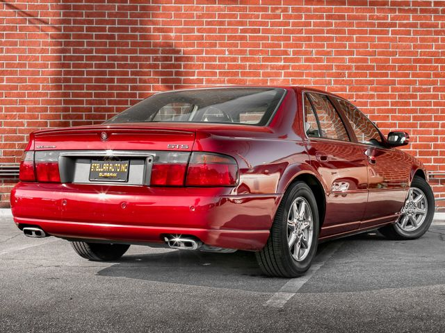 2000 Cadillac Seville Touring STS Burbank, CA 6