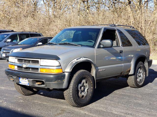 2000 Chevrolet Blazer LS   Champaign, Illinois   The Auto Mall of Champaign in Champaign Illinois