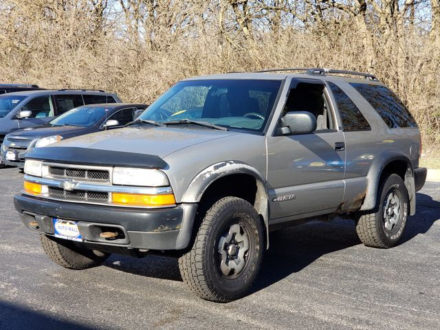 2000 Chevrolet Blazer LS | Champaign, Illinois | The Auto Mall of Champaign in Champaign Illinois