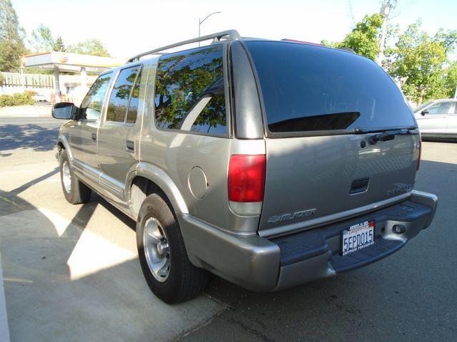 2000 Chevrolet Blazer LS Chico, CA 2