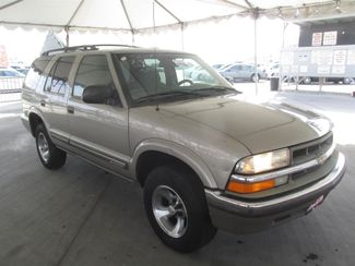 2000 Chevrolet Blazer LS Gardena, California 3