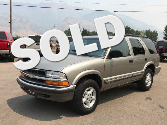 2000 Chevrolet Blazer LS LINDON, UT