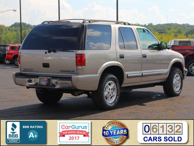 2000 Chevrolet Blazer LS 4X4 - ONLY 42K MILES - ONE OWNER - BOSE SOUND! Mooresville , NC 2