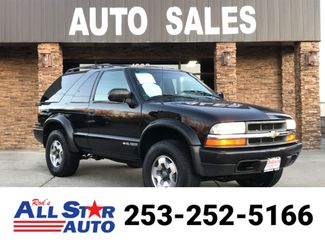 2000 Chevrolet Blazer LS in Puyallup Washington, 98371