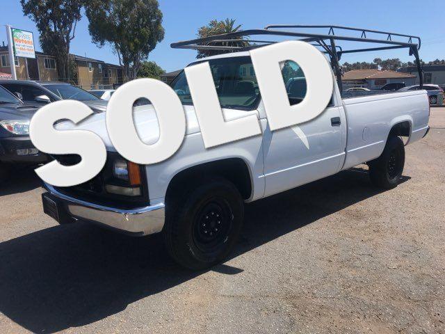 2000 Chevrolet C/K 2500 San Diego, CA