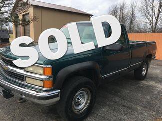 2000 Chevrolet C/K 3500 3500 in Ontario, OH 44903