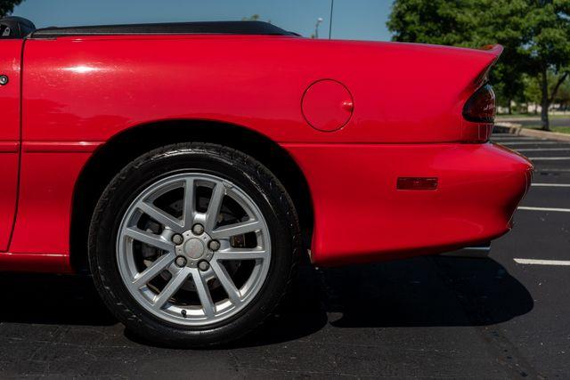 2000 Chevrolet Camaro Z28 Chesterfield, Missouri 20