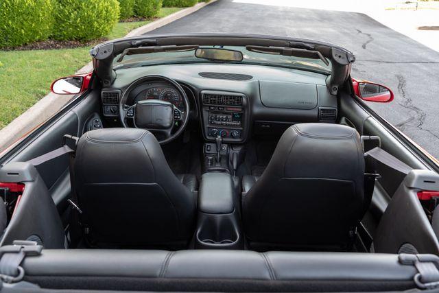 2000 Chevrolet Camaro Z28 Chesterfield, Missouri 61