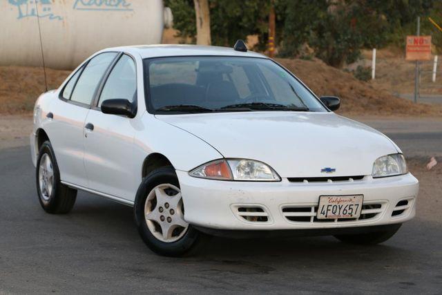 2000 Chevrolet Cavalier Santa Clarita, CA 3