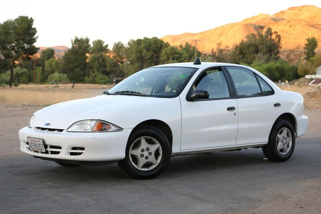 2000 Chevrolet Cavalier Santa Clarita, CA 1