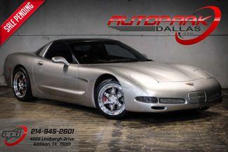 2000 Chevrolet Corvette HRE Wheels, Glass Roof, Headers in Addison TX, 75001