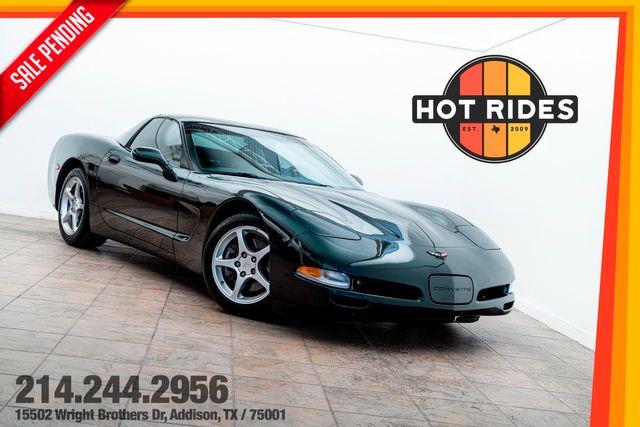 2000 Chevrolet Corvette Z51 Coupe in Addison, TX 75001