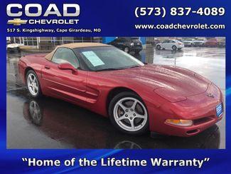 2000 Chevrolet Corvette Base Cape Girardeau, Missouri